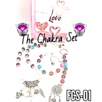 Full Chakra Healing Set + Love Book